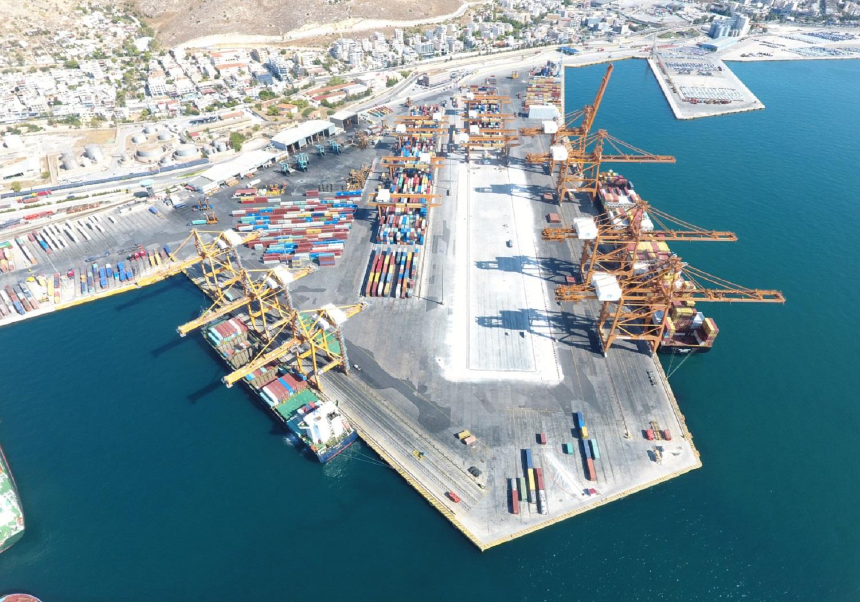 Πέντε νέες ηλεκτρικές γερανογέφυρες στοιβασίας στον ΟΛΠ - e-Nautilia.gr   Το Ελληνικό Portal για την Ναυτιλία. Τελευταία νέα, άρθρα, Οπτικοακουστικό Υλικό