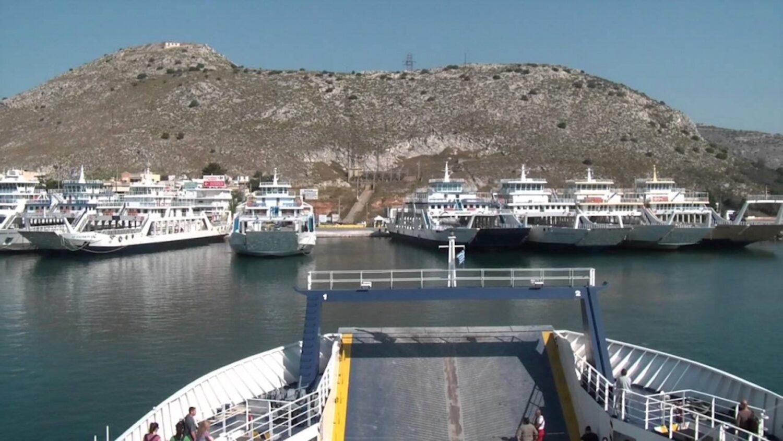 Σύγκρουση πλοίων το μεσημέρι της Τετάρτης στη Σαλαμίνα - e-Nautilia.gr | Το Ελληνικό Portal για την Ναυτιλία. Τελευταία νέα, άρθρα, Οπτικοακουστικό Υλικό