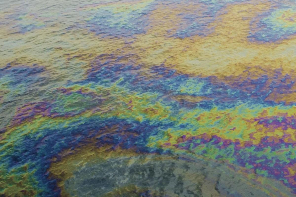 Θαλάσσια ρύπανση στο Βόλο και συλλήψεις - e-Nautilia.gr | Το Ελληνικό Portal για την Ναυτιλία. Τελευταία νέα, άρθρα, Οπτικοακουστικό Υλικό