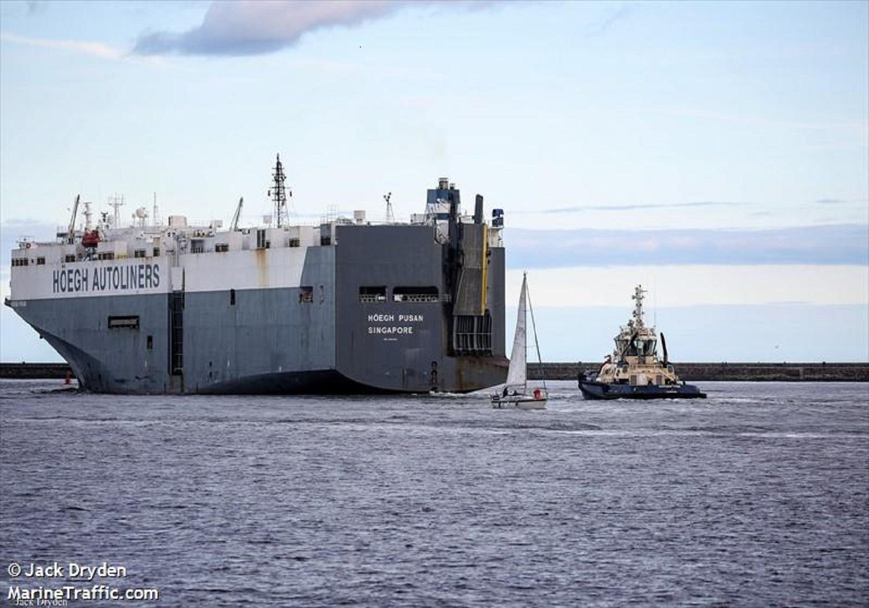 Πλοίο μεταφοράς αυτοκινήτων προσάραξε στη θάλασσα του Μαρμαρά - e-Nautilia.gr | Το Ελληνικό Portal για την Ναυτιλία. Τελευταία νέα, άρθρα, Οπτικοακουστικό Υλικό