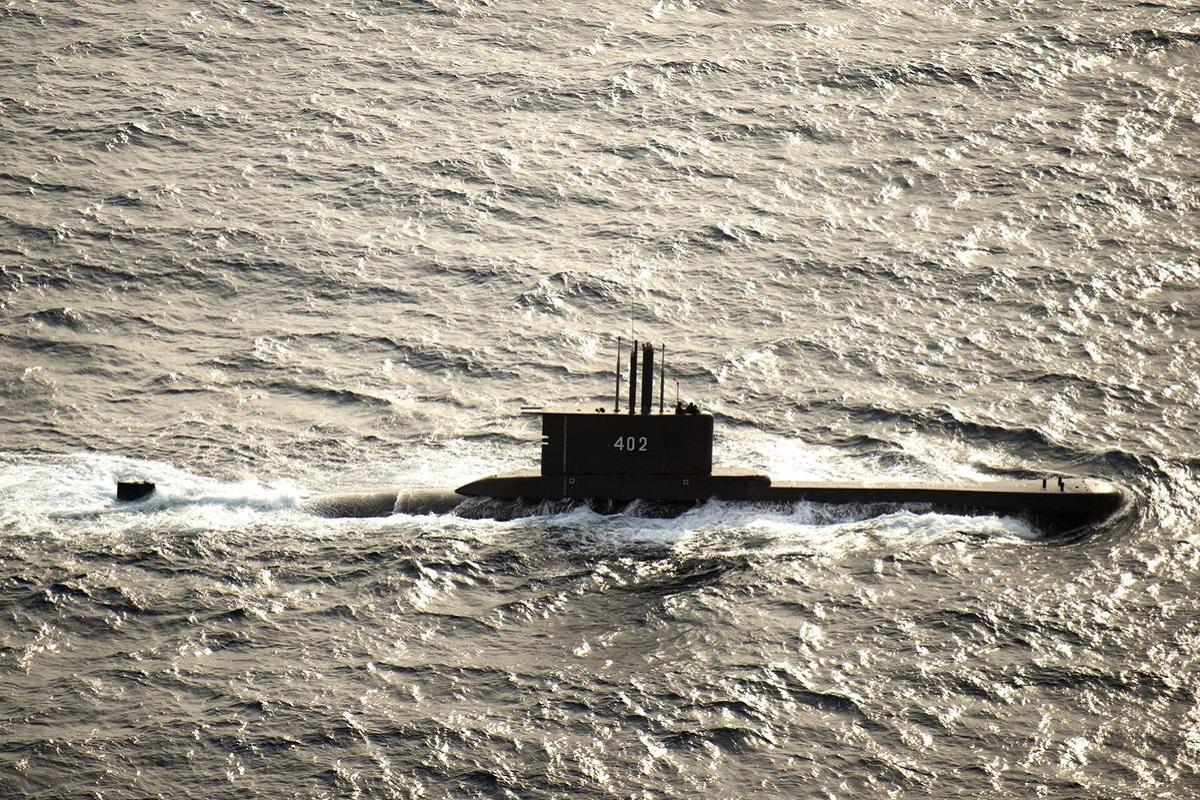 Χάθηκε υποβρύχιο βόρεια του Μπαλί - e-Nautilia.gr | Το Ελληνικό Portal για την Ναυτιλία. Τελευταία νέα, άρθρα, Οπτικοακουστικό Υλικό