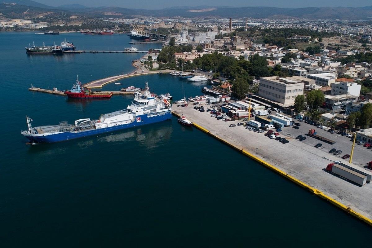 Στα σκαριά το Μaster plan του Λιμένος Ελευσίνας - e-Nautilia.gr | Το Ελληνικό Portal για την Ναυτιλία. Τελευταία νέα, άρθρα, Οπτικοακουστικό Υλικό