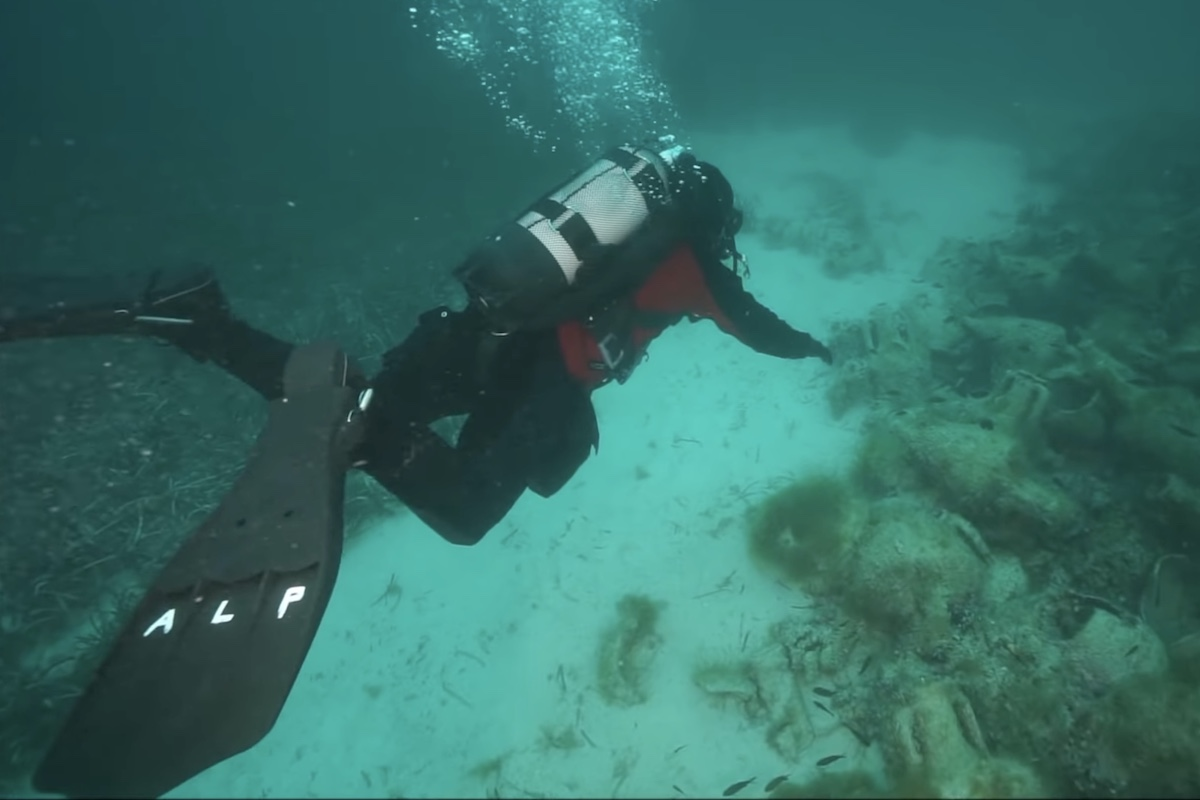 Ανοίγει αύριο στην Αλόννησο το πρώτο υποβρύχιο μουσείο της Ελλάδας (Video) - e-Nautilia.gr | Το Ελληνικό Portal για την Ναυτιλία. Τελευταία νέα, άρθρα, Οπτικοακουστικό Υλικό