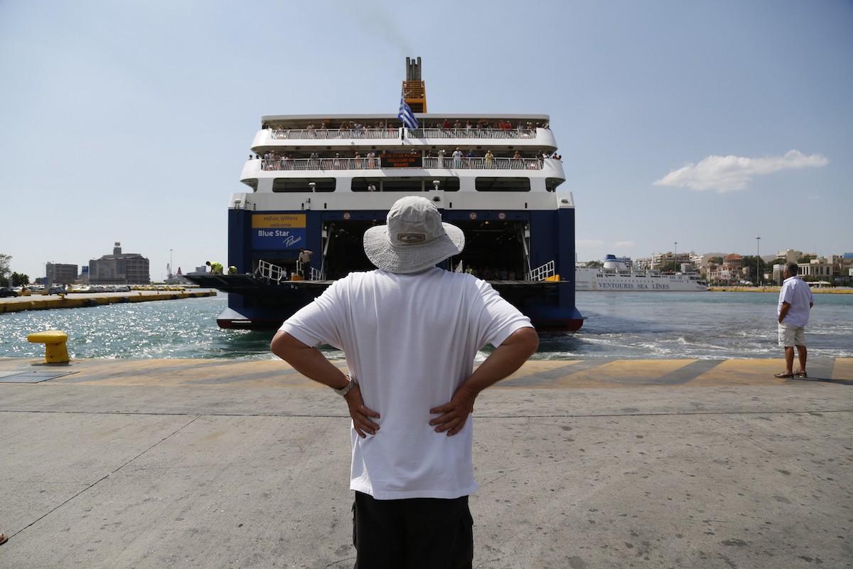 Μεγάλες καθυστερήσεις στην ανανέωση του στόλου της ακτοπλοΐας - e-Nautilia.gr | Το Ελληνικό Portal για την Ναυτιλία. Τελευταία νέα, άρθρα, Οπτικοακουστικό Υλικό
