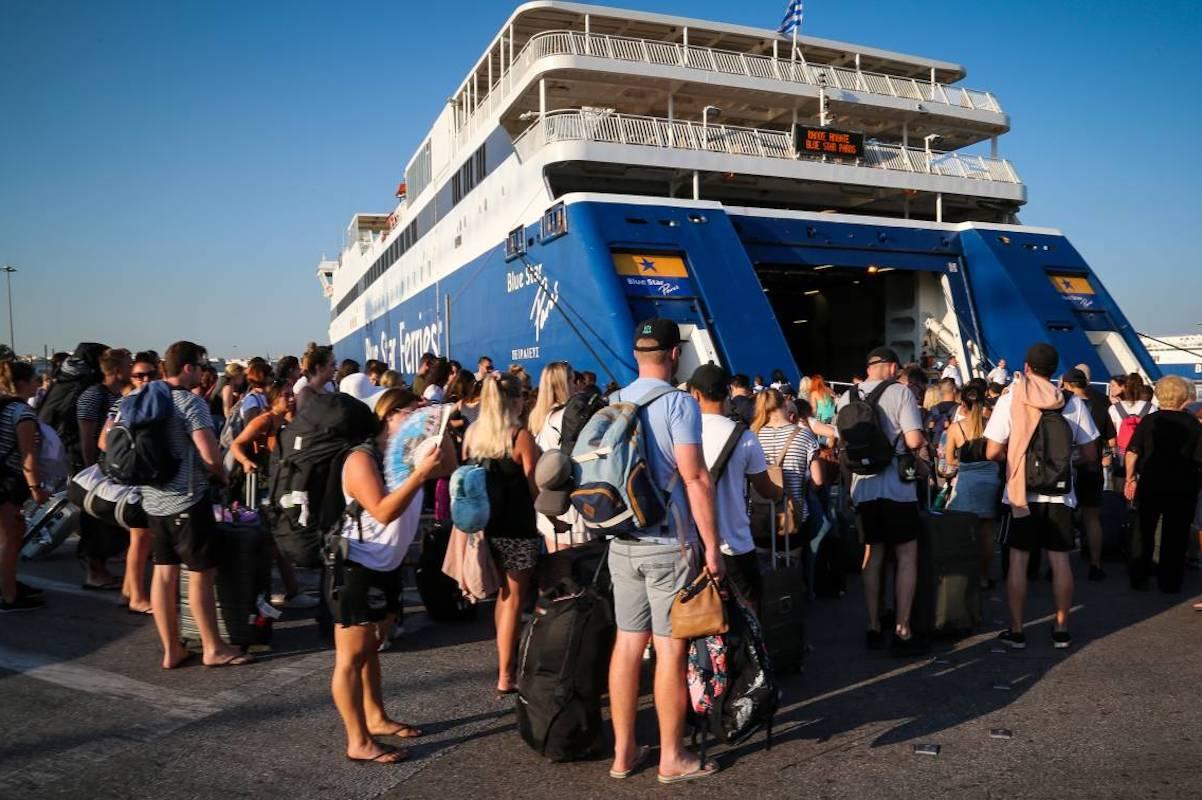 Νέο καθεστώς μετακινήσεων με πλοία προς τα νησιά – Διαδικασία επιβίβασης στα πλοία - e-Nautilia.gr | Το Ελληνικό Portal για την Ναυτιλία. Τελευταία νέα, άρθρα, Οπτικοακουστικό Υλικό