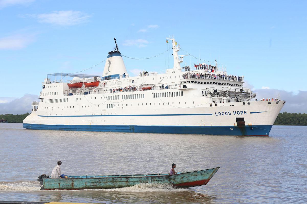 MV Logos Ship: Η μεγαλύτερη πλωτή βιβλιοθήκη στον κόσμο δίνει σε όλους πρόσβαση σε βιβλία! - e-Nautilia.gr | Το Ελληνικό Portal για την Ναυτιλία. Τελευταία νέα, άρθρα, Οπτικοακουστικό Υλικό