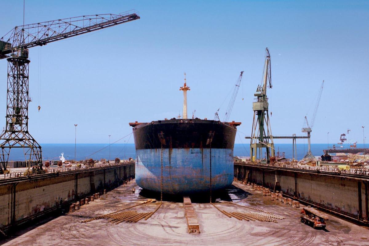 Τις επόμενες μέρες αναμένεται η προκήρυξη για τα ναυπηγεία Σκραμαγκά - e-Nautilia.gr | Το Ελληνικό Portal για την Ναυτιλία. Τελευταία νέα, άρθρα, Οπτικοακουστικό Υλικό
