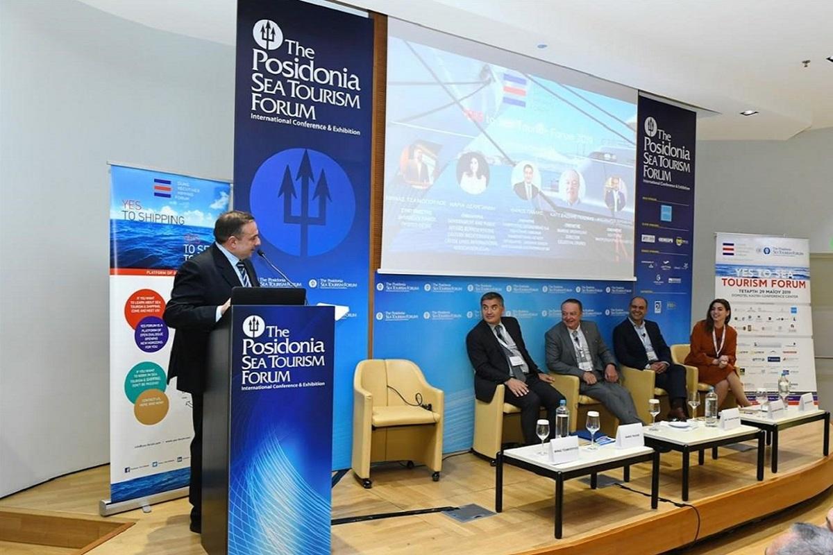Στο Posidonia Sea Tourism Forum 2021 οι μεγάλες προκλήσεις του παγκόσμιου κλάδου της κρουαζιέρας - e-Nautilia.gr | Το Ελληνικό Portal για την Ναυτιλία. Τελευταία νέα, άρθρα, Οπτικοακουστικό Υλικό