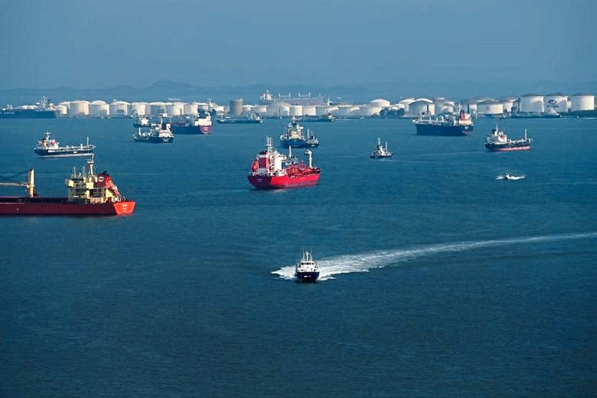 Σύγκρουση πλοίων στα Στενά της Σιγκαπούρης (video) - e-Nautilia.gr | Το Ελληνικό Portal για την Ναυτιλία. Τελευταία νέα, άρθρα, Οπτικοακουστικό Υλικό