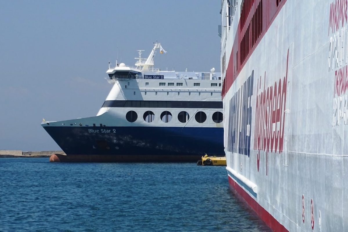 Ελληνική Ακτοπλοΐα: Στο Μαξίμου το πρόγραμμα ανανέωσης του στόλου - e-Nautilia.gr | Το Ελληνικό Portal για την Ναυτιλία. Τελευταία νέα, άρθρα, Οπτικοακουστικό Υλικό