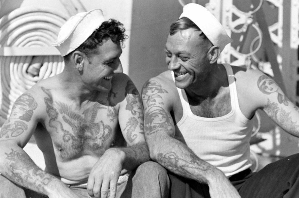 Τι σημαίνουν τελικά τα ναυτικά τατουάζ; - e-Nautilia.gr | Το Ελληνικό Portal για την Ναυτιλία. Τελευταία νέα, άρθρα, Οπτικοακουστικό Υλικό