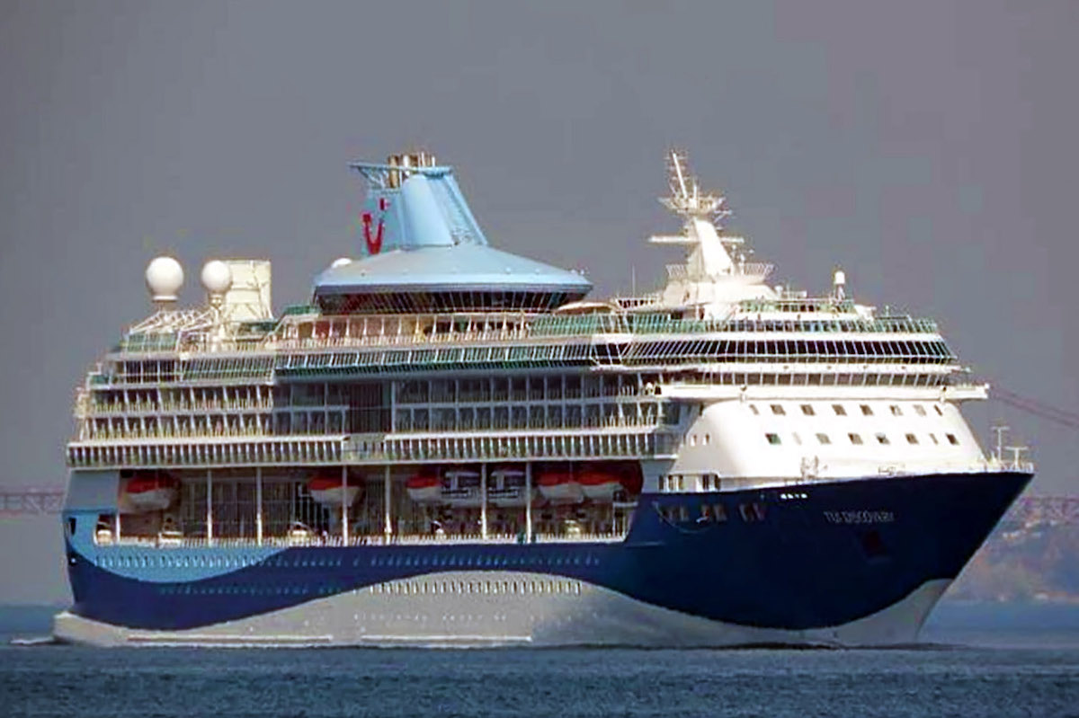 H TUI Cruises ξεκινά τις κρουαζιέρες της στην Ελλάδα - e-Nautilia.gr | Το Ελληνικό Portal για την Ναυτιλία. Τελευταία νέα, άρθρα, Οπτικοακουστικό Υλικό