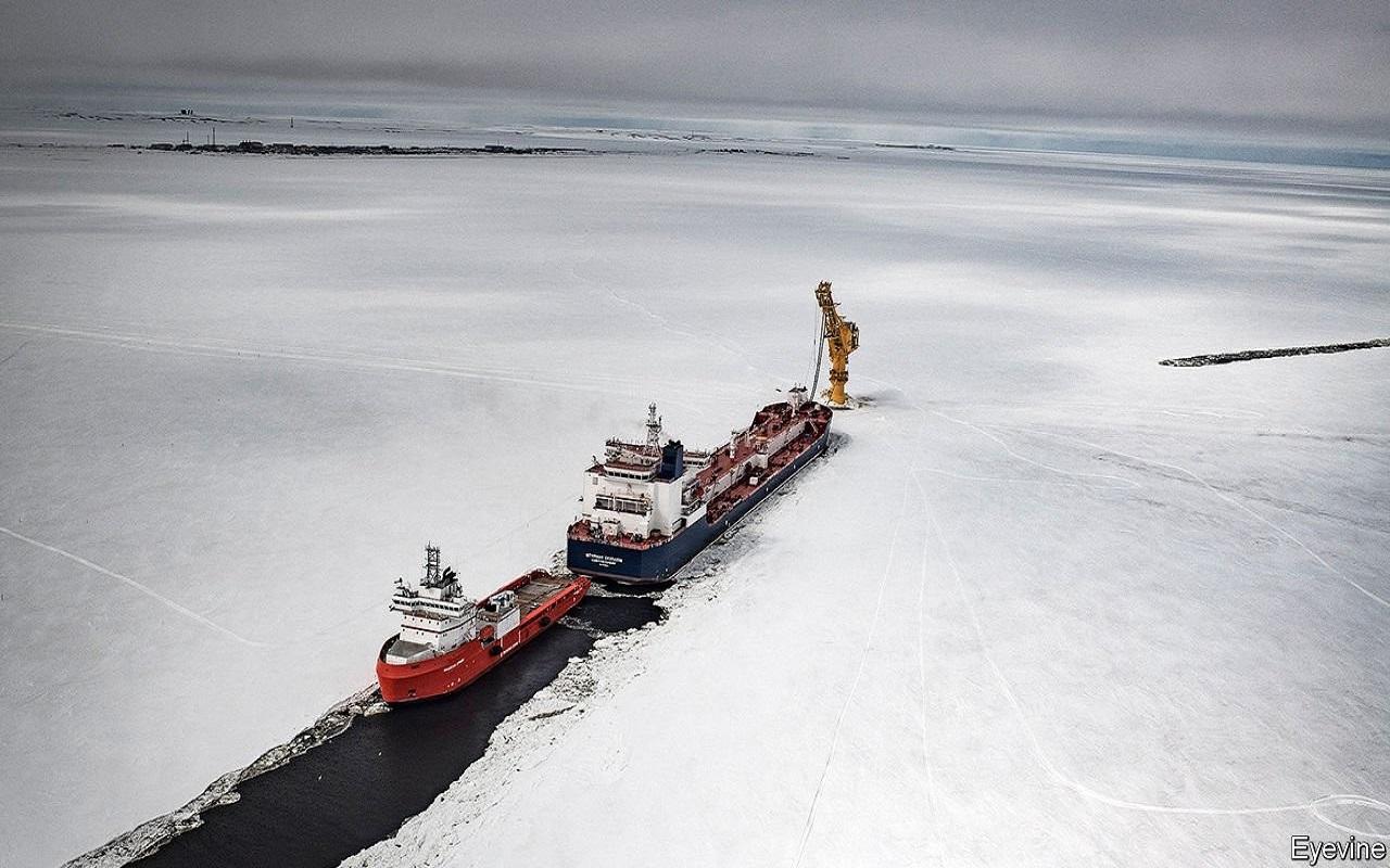 Η Nornickel ανακοίνωσε ότι αντλεί το πετρέλαιο από την Αρκτική έπειτα από διαρροή - e-Nautilia.gr | Το Ελληνικό Portal για την Ναυτιλία. Τελευταία νέα, άρθρα, Οπτικοακουστικό Υλικό