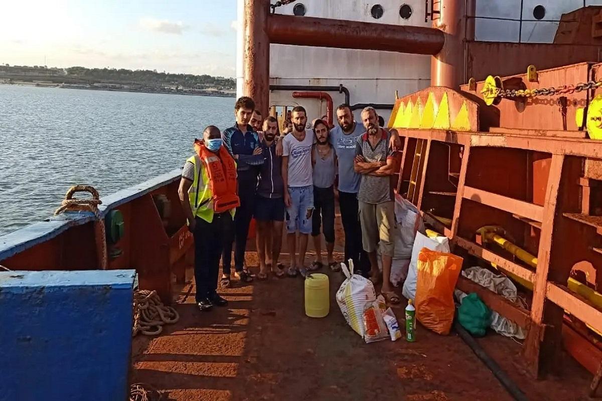 10 ναυτικοί παρατημένοι στην κόλαση για 18 μήνες! - e-Nautilia.gr | Το Ελληνικό Portal για την Ναυτιλία. Τελευταία νέα, άρθρα, Οπτικοακουστικό Υλικό