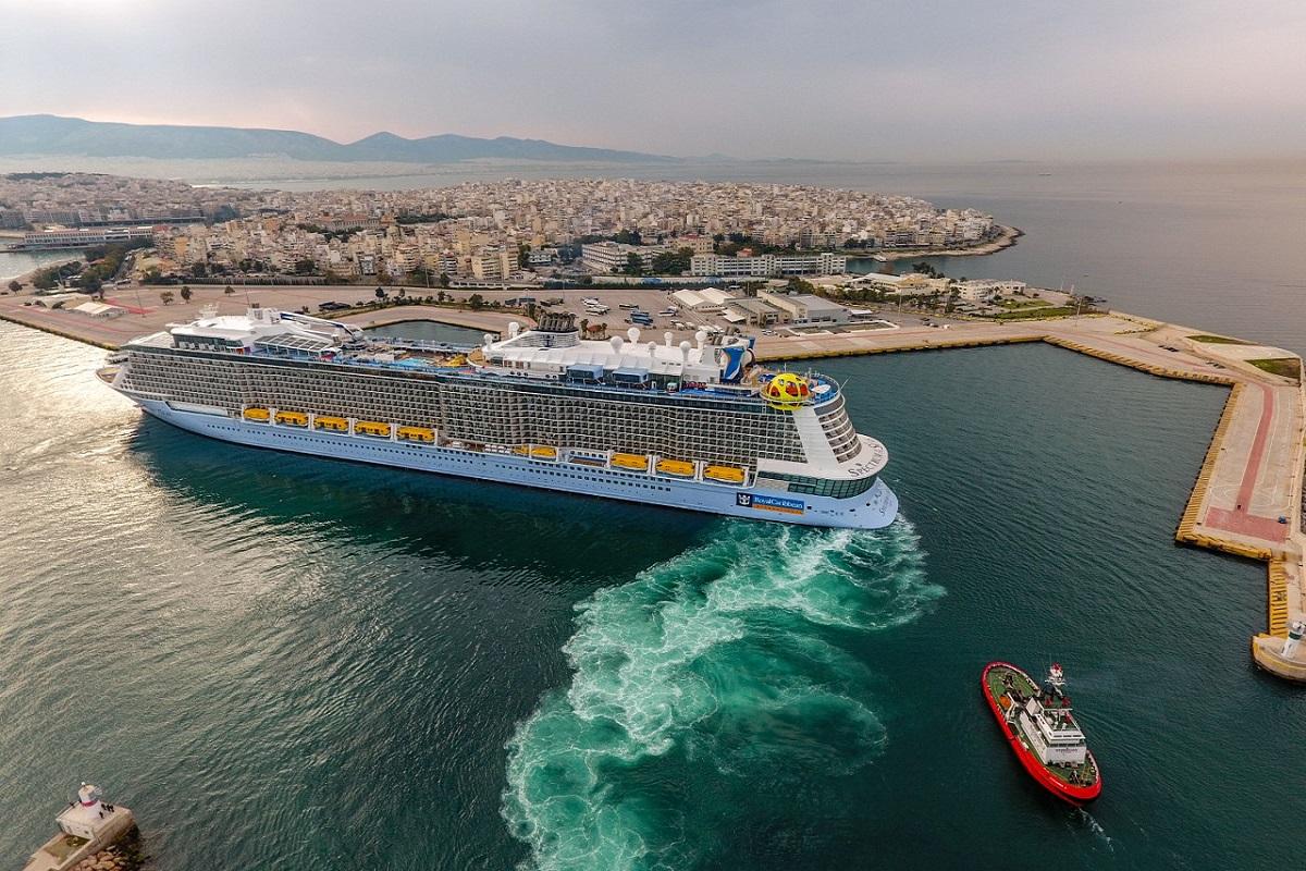 Σύσκεψη για την Κρουαζιέρα στην ΟΛΠ Α.Ε. - e-Nautilia.gr | Το Ελληνικό Portal για την Ναυτιλία. Τελευταία νέα, άρθρα, Οπτικοακουστικό Υλικό