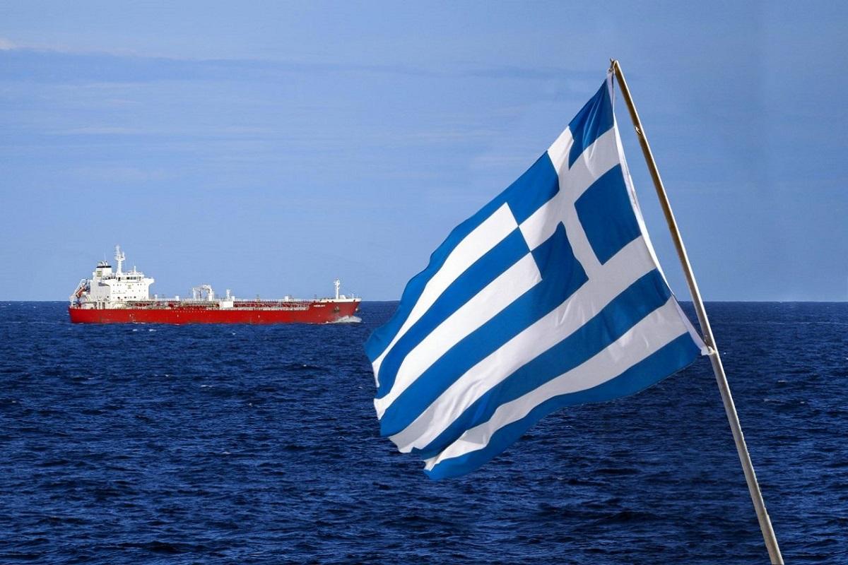 Ύψωσε ελληνική σημαία το δεξαμενόπλοιο «ΧΡΙΣΤΙΝΑ» - e-Nautilia.gr | Το Ελληνικό Portal για την Ναυτιλία. Τελευταία νέα, άρθρα, Οπτικοακουστικό Υλικό
