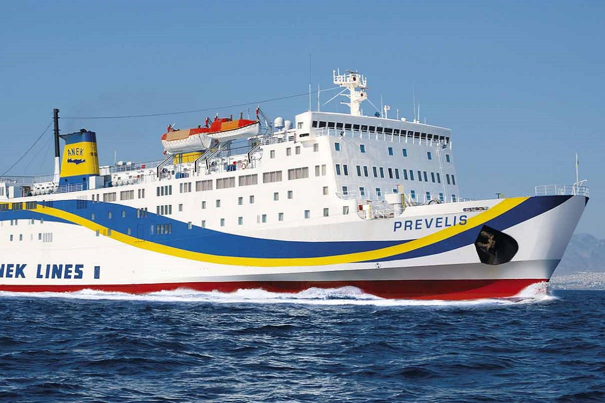 Μηχανική βλάβη στο πλοίο «Πρέβελης» - e-Nautilia.gr | Το Ελληνικό Portal για την Ναυτιλία. Τελευταία νέα, άρθρα, Οπτικοακουστικό Υλικό
