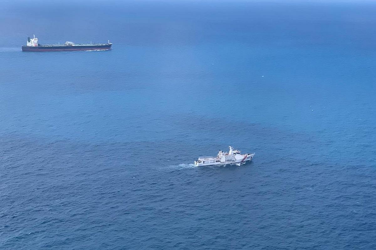 Ναυτικός που έπεσε στη θάλασσα κολύμπησε για 8 ολόκληρες ώρες πριν διασωθεί! - e-Nautilia.gr | Το Ελληνικό Portal για την Ναυτιλία. Τελευταία νέα, άρθρα, Οπτικοακουστικό Υλικό