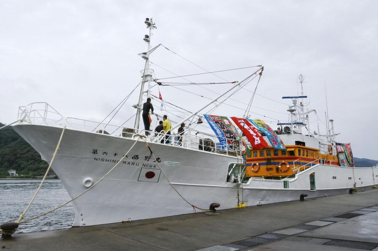 Σύγκρουση ιαπωνικού ψαροκάικου με ρωσικό φορτηγό πλοίο- 3 νεκροί - e-Nautilia.gr | Το Ελληνικό Portal για την Ναυτιλία. Τελευταία νέα, άρθρα, Οπτικοακουστικό Υλικό