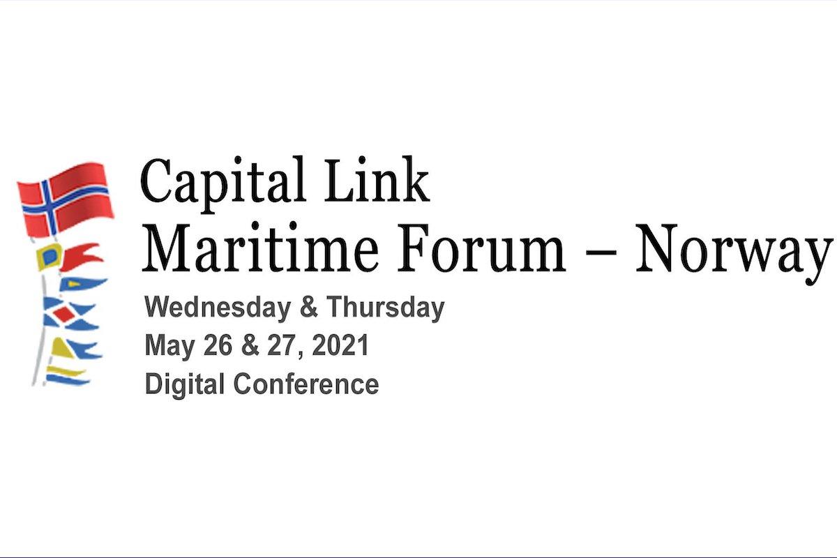 Ετήσιο Συνέδριο Capital Link Maritime Forum 26 & 27 Μαΐου –Θεματολογία - e-Nautilia.gr | Το Ελληνικό Portal για την Ναυτιλία. Τελευταία νέα, άρθρα, Οπτικοακουστικό Υλικό