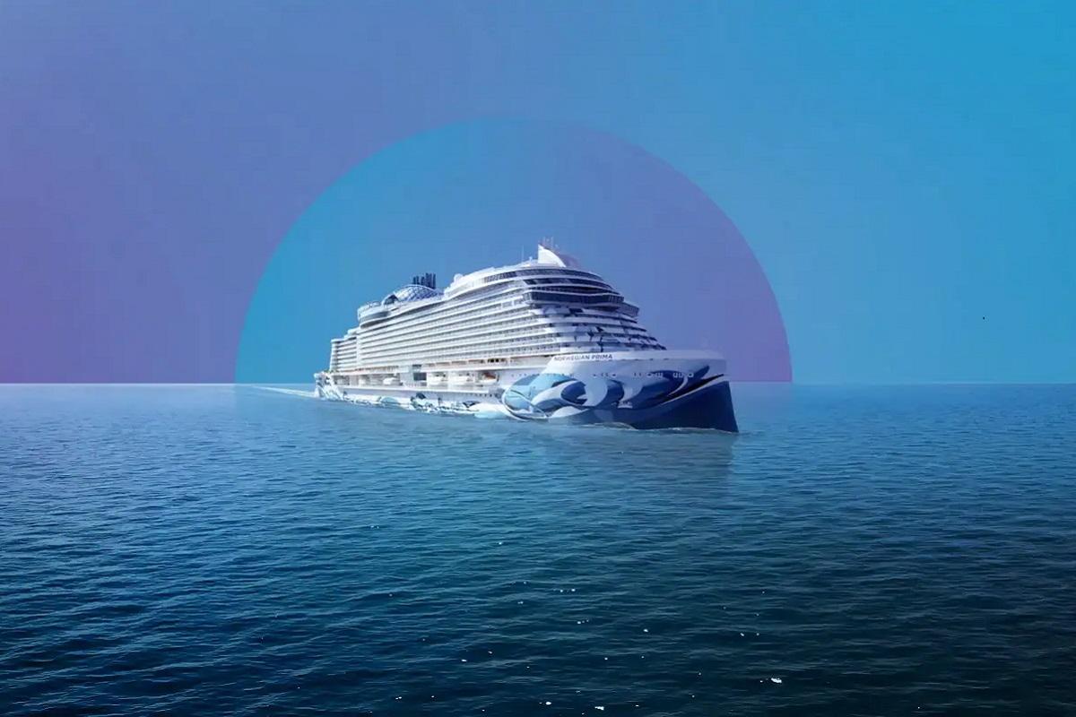 Η Norwegian Cruise Line παρουσίασε  το πολυαναμενόμενο Norwegian Prima - e-Nautilia.gr | Το Ελληνικό Portal για την Ναυτιλία. Τελευταία νέα, άρθρα, Οπτικοακουστικό Υλικό