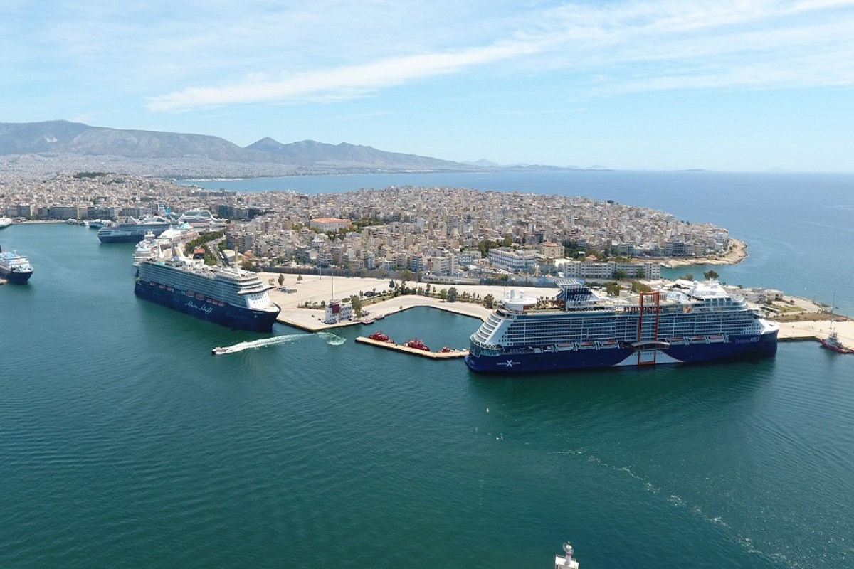 Το πρώτο Κρουαζιερόπλοιο της σεζόν στο λιμάνι του Πειραιά! - e-Nautilia.gr | Το Ελληνικό Portal για την Ναυτιλία. Τελευταία νέα, άρθρα, Οπτικοακουστικό Υλικό
