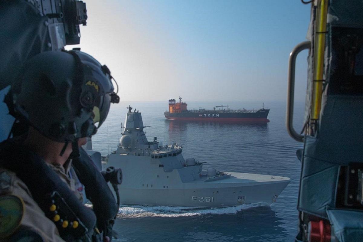 Η Δανία στέλνει φρεγάτα στον Κόλπο της Γουινέας για την καταπολέμηση της πειρατείας - e-Nautilia.gr | Το Ελληνικό Portal για την Ναυτιλία. Τελευταία νέα, άρθρα, Οπτικοακουστικό Υλικό