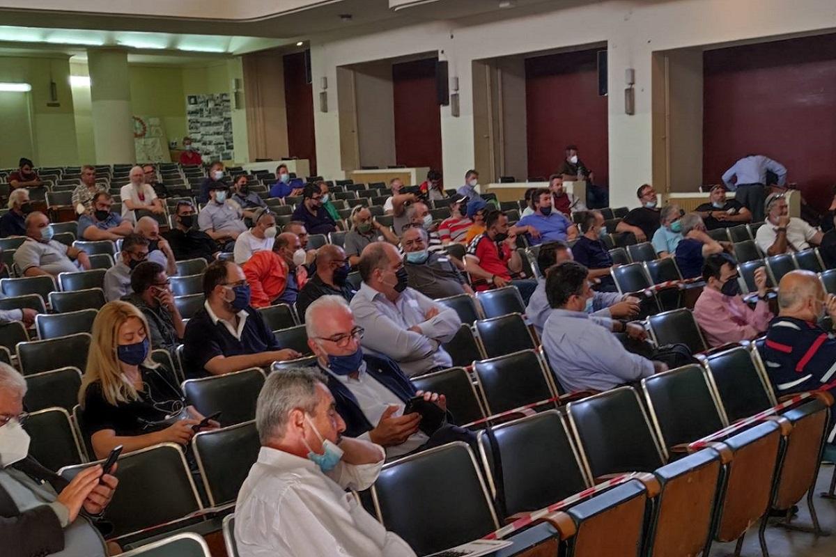 Συγκλήθηκε το έκτακτο ειδικό Γενικό Συμβούλιο της ΠΝΟ το οποίο ενέκρινε ομόφωνα τις αποφάσεις της Διοίκησης της Ομοσπονδίας - e-Nautilia.gr | Το Ελληνικό Portal για την Ναυτιλία. Τελευταία νέα, άρθρα, Οπτικοακουστικό Υλικό