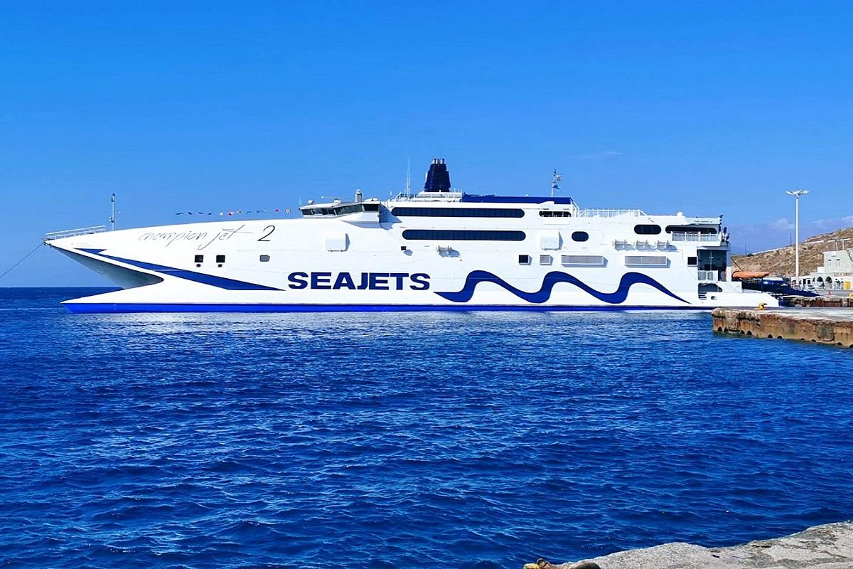 Η Seajets αγόρασε τέσσερα πλοία από την Golden Star Ferries - e-Nautilia.gr | Το Ελληνικό Portal για την Ναυτιλία. Τελευταία νέα, άρθρα, Οπτικοακουστικό Υλικό