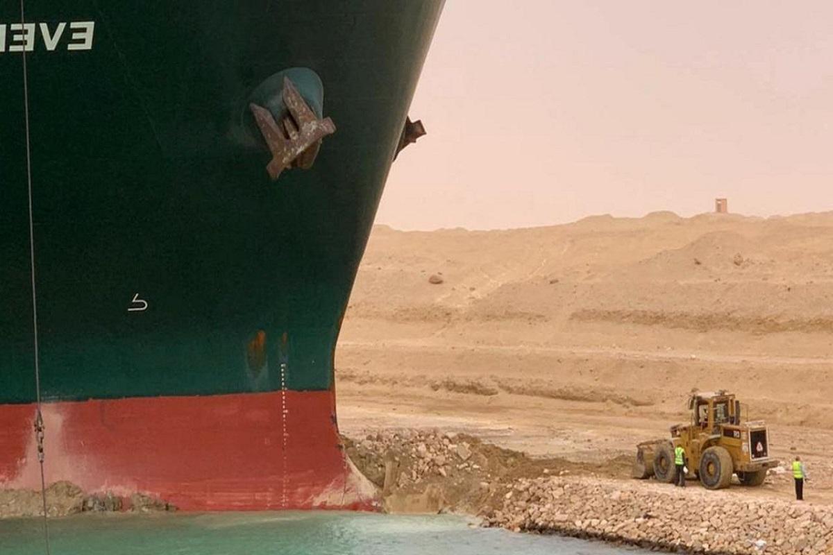 Άλλα 3 μέλη του πληρώματος του Ever Given, άφησαν οι αρχές της Αιγύπτου να φύγουν - e-Nautilia.gr | Το Ελληνικό Portal για την Ναυτιλία. Τελευταία νέα, άρθρα, Οπτικοακουστικό Υλικό
