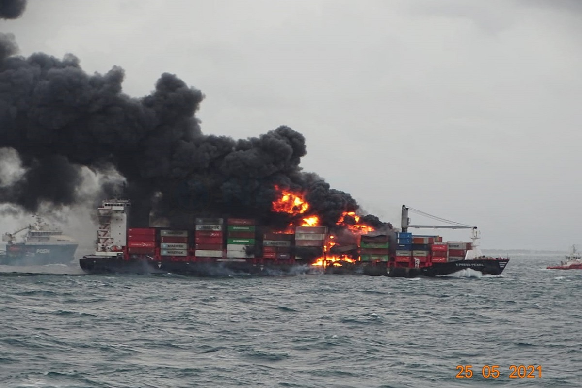 Η κακή συσκευασία, η αιτία της διαρροής του νιτρικού οξέος- Δυο λιμάνια αρνήθηκαν να το δεχτούν πριν την Σρι Λάνκα! (video) - e-Nautilia.gr | Το Ελληνικό Portal για την Ναυτιλία. Τελευταία νέα, άρθρα, Οπτικοακουστικό Υλικό