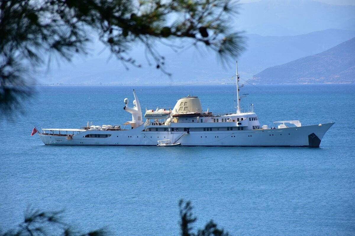 «Χριστίνα»: Έτοιμη για κρουαζιέρες η θρυλική θαλαμηγός του Ωνάση - e-Nautilia.gr | Το Ελληνικό Portal για την Ναυτιλία. Τελευταία νέα, άρθρα, Οπτικοακουστικό Υλικό