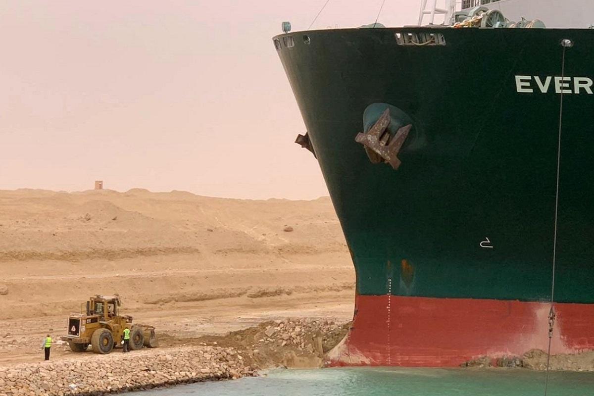 Νέα προσφορά από την πλοιοκτήτρια εταιρεία του Ever Given στους Αιγύπτιους - e-Nautilia.gr | Το Ελληνικό Portal για την Ναυτιλία. Τελευταία νέα, άρθρα, Οπτικοακουστικό Υλικό