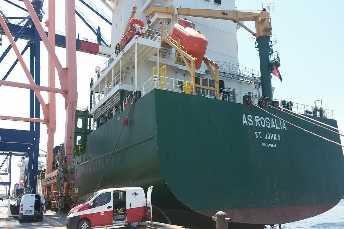 Σύγκρουση πλοίου κοντέινερ με αλιευτικό στον Βόσπορο- 1 νεκρός και 2 τραυματίες - e-Nautilia.gr | Το Ελληνικό Portal για την Ναυτιλία. Τελευταία νέα, άρθρα, Οπτικοακουστικό Υλικό