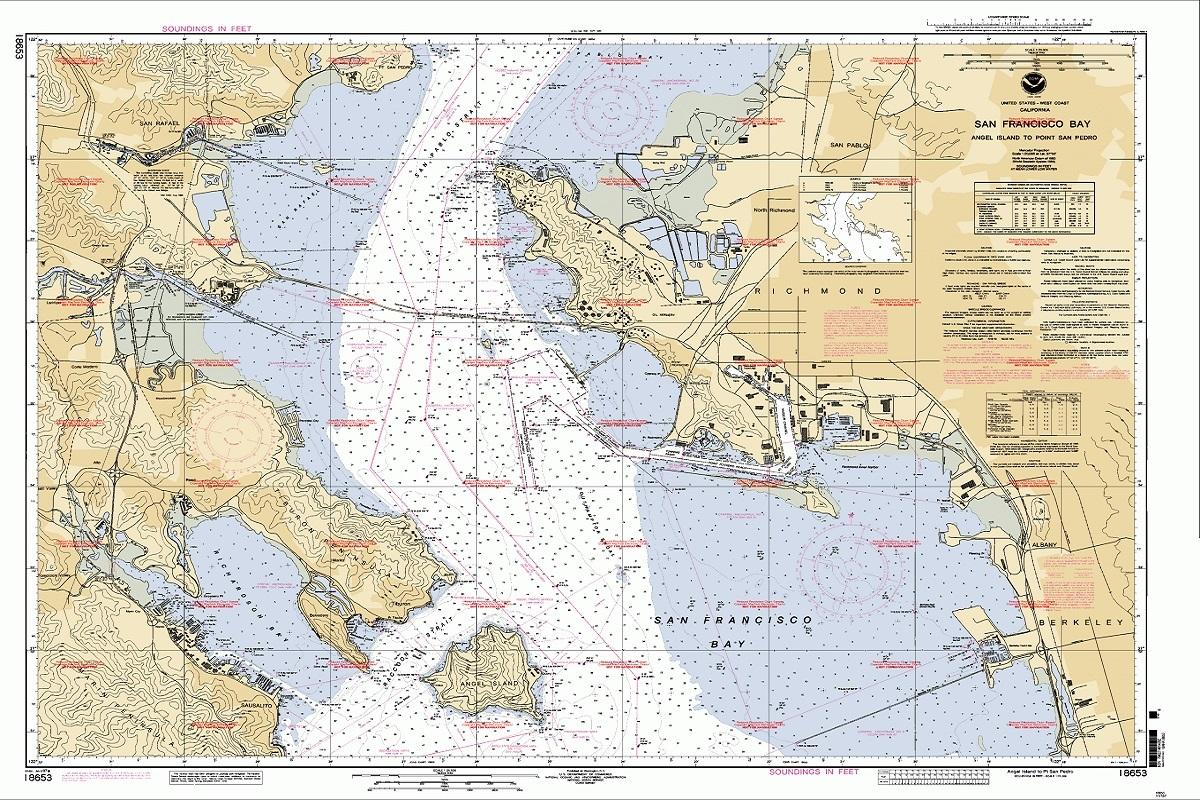 Ξεκίνησε η αρχή του τέλους για τους  χάρτινους χάρτες αφού η NOAA ξεκινά την μετατροπή τους σε ψηφιακή απεικόνιση - e-Nautilia.gr | Το Ελληνικό Portal για την Ναυτιλία. Τελευταία νέα, άρθρα, Οπτικοακουστικό Υλικό