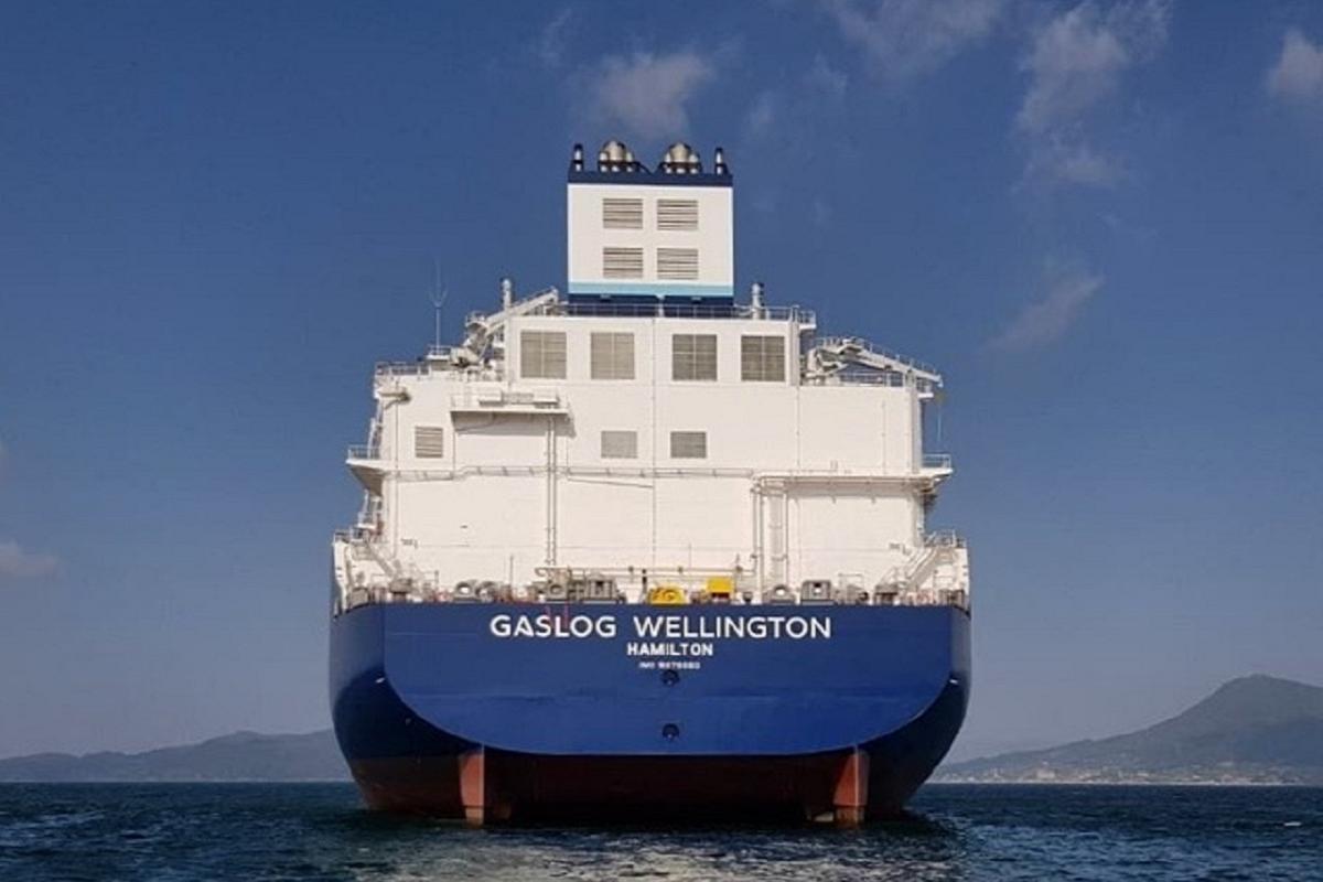 Η GasLog παρέλαβε το νεότευκτο LNG «GasLog Wellington» - e-Nautilia.gr | Το Ελληνικό Portal για την Ναυτιλία. Τελευταία νέα, άρθρα, Οπτικοακουστικό Υλικό