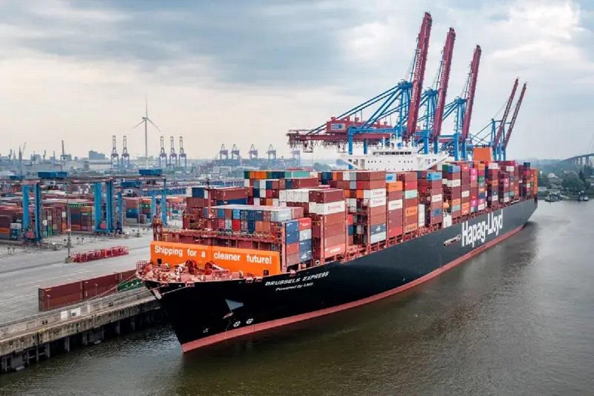 Το πρώτο μεγάλο πλοίο μεταφοράς κοντέινερ που κινείται με φυσικό αέριο - e-Nautilia.gr | Το Ελληνικό Portal για την Ναυτιλία. Τελευταία νέα, άρθρα, Οπτικοακουστικό Υλικό