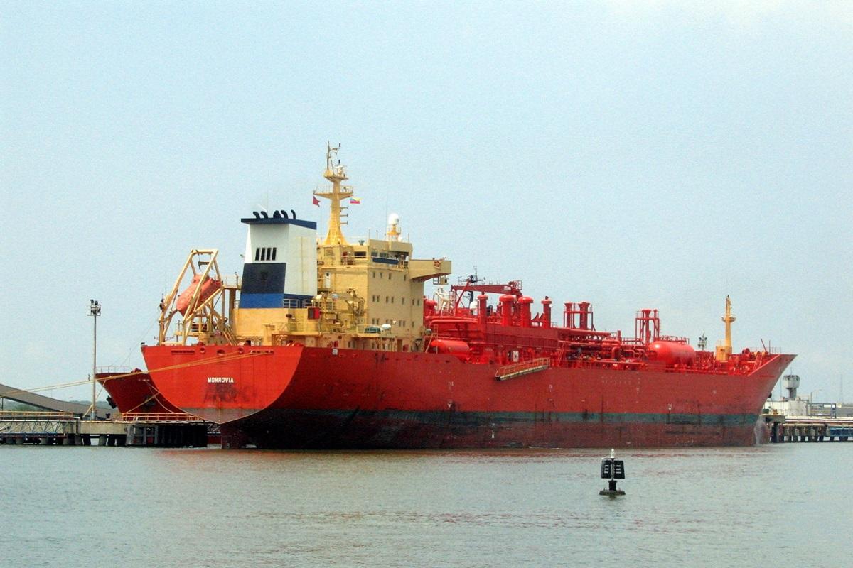 Πλοίο LPG πλέει ακυβέρνητο στον Ειρηνικό ωκεανό - e-Nautilia.gr | Το Ελληνικό Portal για την Ναυτιλία. Τελευταία νέα, άρθρα, Οπτικοακουστικό Υλικό