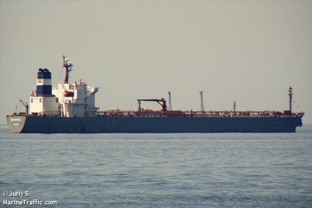 Υπό κράτηση τέθηκε δεξαμενόπλοιο από τις ισπανικές αρχές για θαλάσσια ρύπανση - e-Nautilia.gr | Το Ελληνικό Portal για την Ναυτιλία. Τελευταία νέα, άρθρα, Οπτικοακουστικό Υλικό
