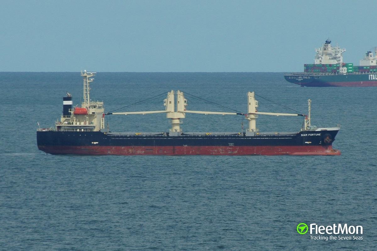 Φορτηγό πλοίο διέκοψε το ταξίδι του μετά τον θάνατο του καπετάνιου - e-Nautilia.gr | Το Ελληνικό Portal για την Ναυτιλία. Τελευταία νέα, άρθρα, Οπτικοακουστικό Υλικό