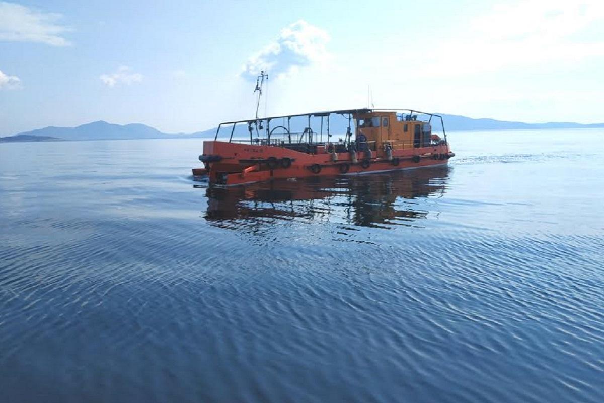 Ο.Λ.Ε.: Μόνιμα πλέον στην Ελευσίνα το αντιρρυπαντικό σκάφος ΑΚΤΑΙΑ - e-Nautilia.gr | Το Ελληνικό Portal για την Ναυτιλία. Τελευταία νέα, άρθρα, Οπτικοακουστικό Υλικό