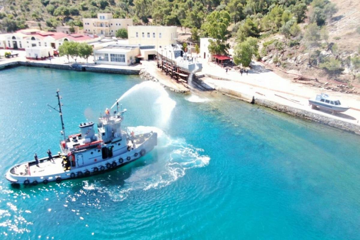 Άσκηση μείζονος ατυχήματος στην ΥΝΤΕΛ - e-Nautilia.gr | Το Ελληνικό Portal για την Ναυτιλία. Τελευταία νέα, άρθρα, Οπτικοακουστικό Υλικό
