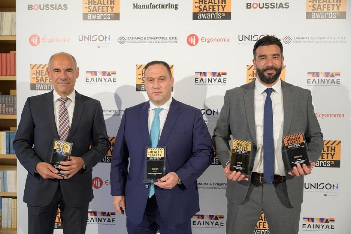Τέσσερα βραβεία για την Attica Group στα Health & Safety Awards 2021 - e-Nautilia.gr | Το Ελληνικό Portal για την Ναυτιλία. Τελευταία νέα, άρθρα, Οπτικοακουστικό Υλικό