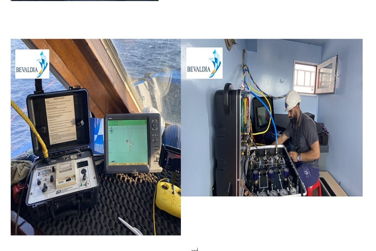BEVALDIA: Υποβρύχια αναζήτηση και ανάκτηση άγκυρας/καδένας - e-Nautilia.gr | Το Ελληνικό Portal για την Ναυτιλία. Τελευταία νέα, άρθρα, Οπτικοακουστικό Υλικό