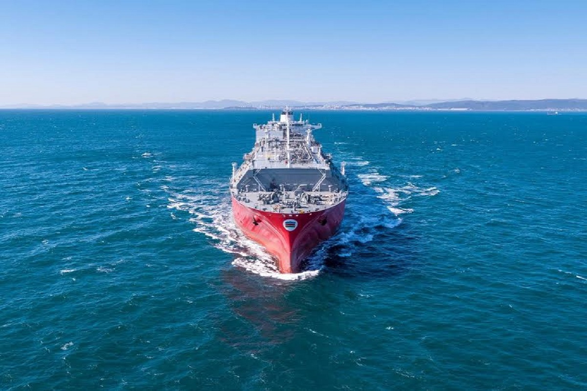 Η Capital Gas του Β. Μαρινάκη παρέλαβε το νεότευκτο πλοίο LNG «Aristarchos» - e-Nautilia.gr | Το Ελληνικό Portal για την Ναυτιλία. Τελευταία νέα, άρθρα, Οπτικοακουστικό Υλικό