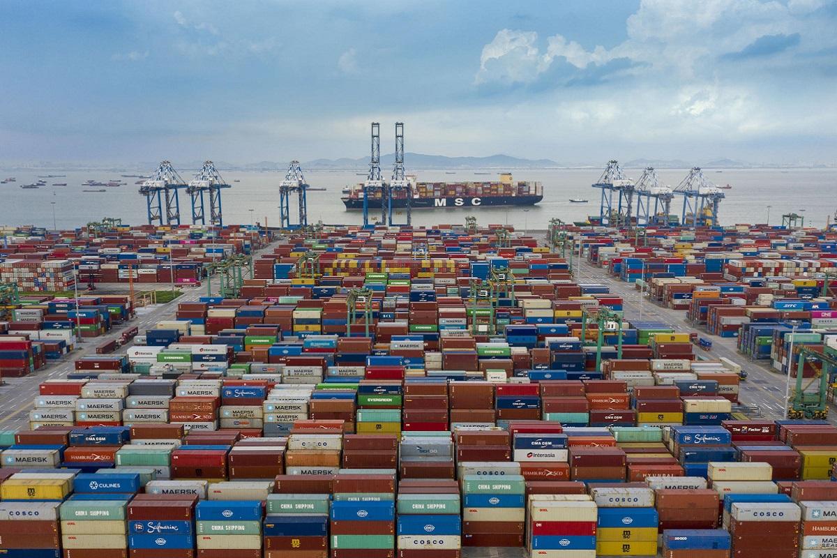 Η Maersk προειδοποιεί ότι η συμφόρηση στο λιμάνι του Yantian είναι πολύ μεγαλύτερη από το κλείσιμο του καναλιού του Σουέζ - e-Nautilia.gr | Το Ελληνικό Portal για την Ναυτιλία. Τελευταία νέα, άρθρα, Οπτικοακουστικό Υλικό