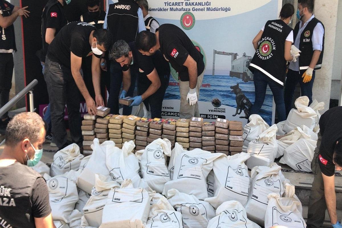 Ποσότητα μαμούθ- Κοκαΐνη αξίας 275 εκατομμυρίων δολαρίων βρέθηκες σε πλοίο στην Τουρκία! - e-Nautilia.gr | Το Ελληνικό Portal για την Ναυτιλία. Τελευταία νέα, άρθρα, Οπτικοακουστικό Υλικό