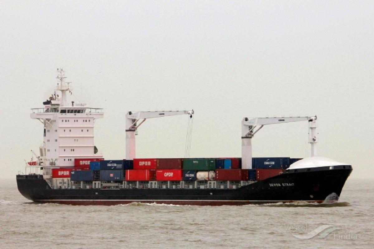 Διαρροή πετρελαίου από πλοίο μεταφοράς κοντέινερ μετά από ρωγμή σε δεξαμενή καυσίμων - e-Nautilia.gr   Το Ελληνικό Portal για την Ναυτιλία. Τελευταία νέα, άρθρα, Οπτικοακουστικό Υλικό