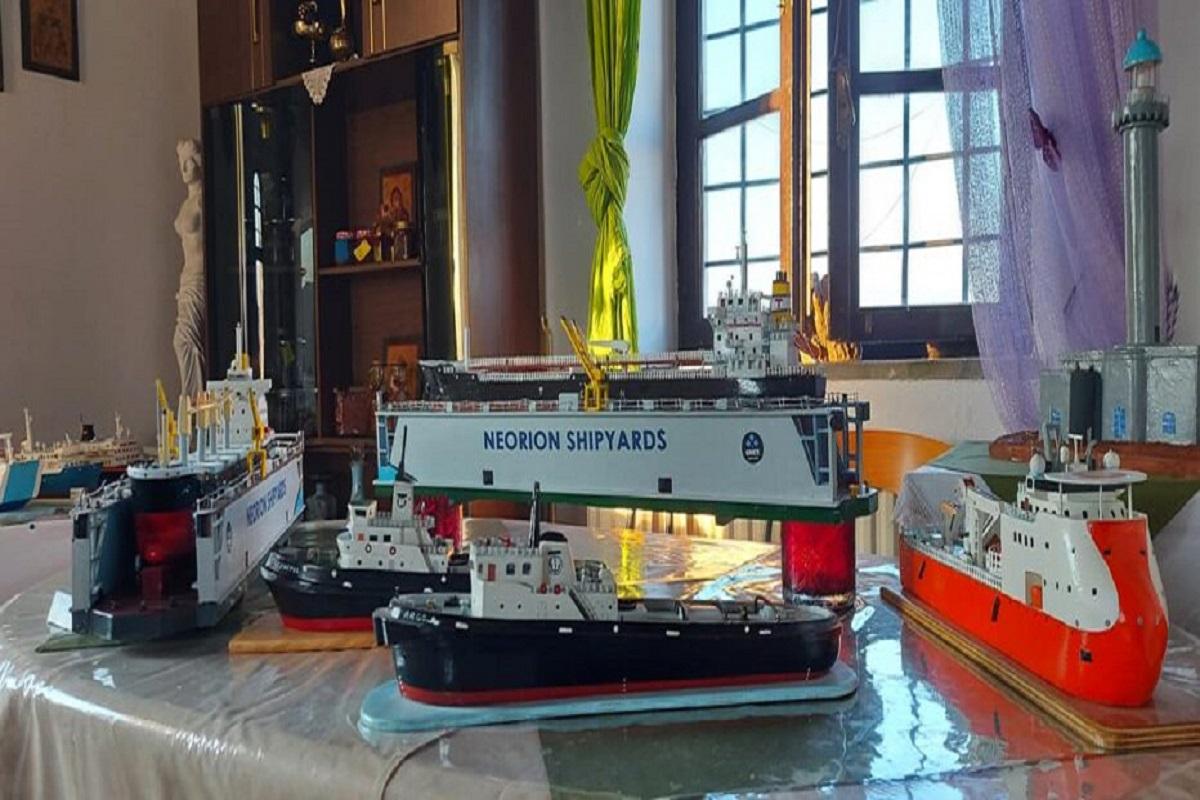 Έκθεση μοντελισμού πλοίων, από τον Πολιτιστικό και Εξωραϊστικό Σύλλογο Λαζαρέτων - e-Nautilia.gr | Το Ελληνικό Portal για την Ναυτιλία. Τελευταία νέα, άρθρα, Οπτικοακουστικό Υλικό