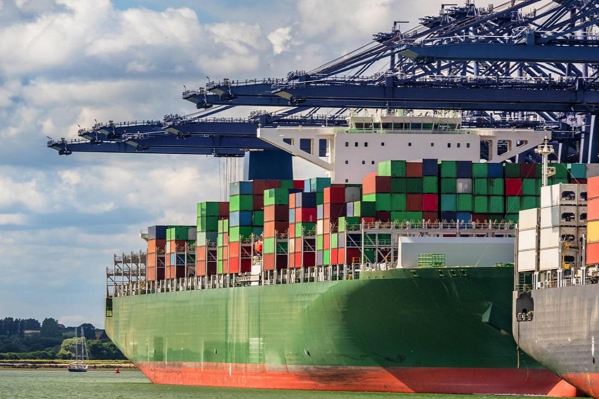 Παγκόσμια συμφόρηση: Πάνω από 300 πλοία κοντέινερ περιμένουν να φορτώσουν ή να εκφορτώσουν! - e-Nautilia.gr   Το Ελληνικό Portal για την Ναυτιλία. Τελευταία νέα, άρθρα, Οπτικοακουστικό Υλικό